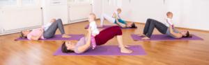 Kangatraining Sport mit Baby Backnang Waiblingen Winnenden Schorndorf