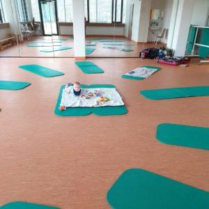 Kursort Kanga Winnenden Kursraum Physio Klinikum