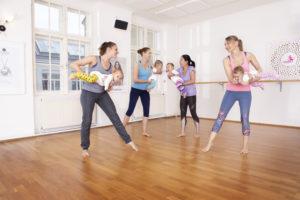 Sport für Mütter mit und ohne Baby